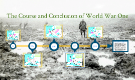 The Course and Conclusion of WWI