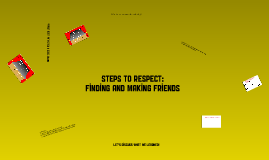 Steps to Respect 2.5