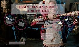 FILM AUDIENCES (U26 LO3 + LO4)