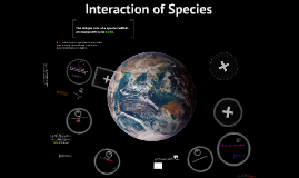 Interaction of Species