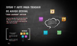 Juego y Arte para trabajo de abuso sexual