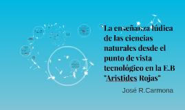 Copy of LOS VIDEOJUEGOS Y LOS RECURSOS EDUCATIVOS EN EL AULA