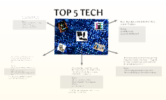 top 5 technologies 2