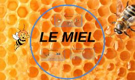 Copy of LE MIEL