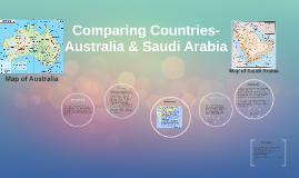 Comparing Countries-
