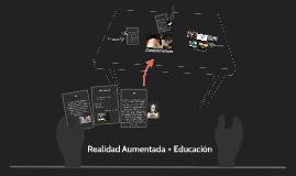 Realidad Aumentada + Educación