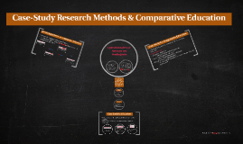 Case-Study Research Methods & Comparative Education