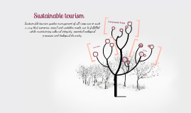 Copy of Sustainable tourism
