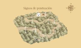 Copy of Signos de puntuación