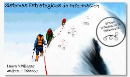 Sistemas Estratégicos De Información