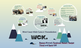 Copy of West Coast Kids Cancer Foundation