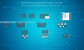 Monitorización del rendimiento de un servidor