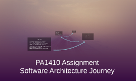 PA1410 Architecture Evaluation
