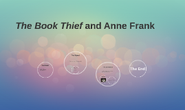 The Book Thief and Anne Frank