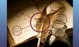Tipología de parrafos.