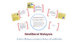 Neoliberal Malaysia