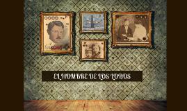 Copy of EL HOMBRE DE LOS LOBOS