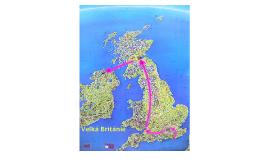 Výlet Británie