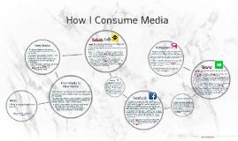 How I Consume Media
