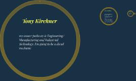 Tony kirchner