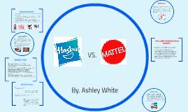 hasbro vs mattel