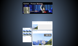 Carmen -  Prosper Merimée