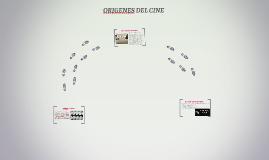 ORIGENES DEL CINE