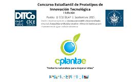 Copy of CPlantae ENACTUS + Walmart