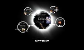 Yahwenism