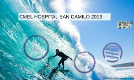 CMEL HOSPITAL SAN CAMILO 2013