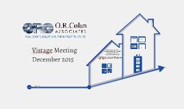 ORC Vistage Meeting