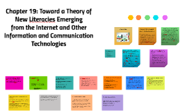 Chapter 19: Toward a Theory of New Literacies Emerging