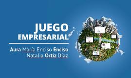 JUEGO EMPRESARIAL