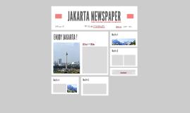 JAKARTA NEWSPAPER