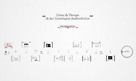 Copy of Linea de tiempo de las Tecnologías Inalambricas