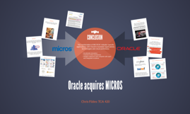 Oracle acquires MICROS