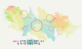 opera-김세연, 김연미, 김연지, 오수연, 유나영, 안채영, 조요셉