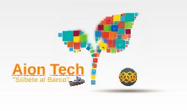 Subete al Barco AionTech v2