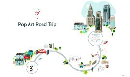Pop Art Road Trip