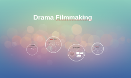 Drama Filmmaking