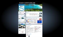 GUAM VS NEWFOUNDLAND