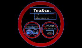 Tea&co. 3 años