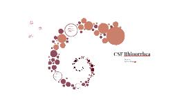 Copy of CSF Leak