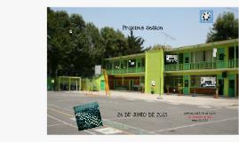 Copy of Curso taller -Educación básica