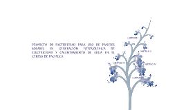 Copy of FACTIBILIDAD PARA USO SE PANELES SOLARES