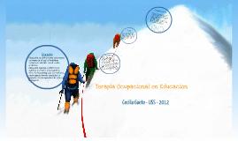 Terapia Ocupacional y Educación