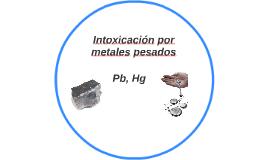 Intoxicación por metales pesados