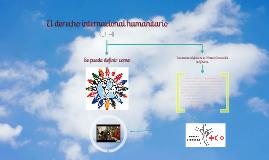 El derecho internacional humanitario