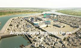 Arquitectura Imperio de ur