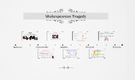Shakespearen Tragedy